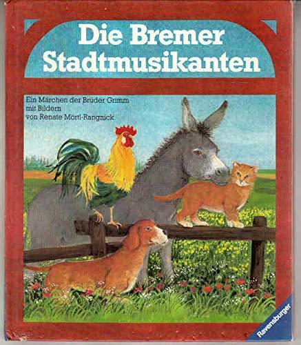 9783473303113: Die Bremer Stadtmusikanten