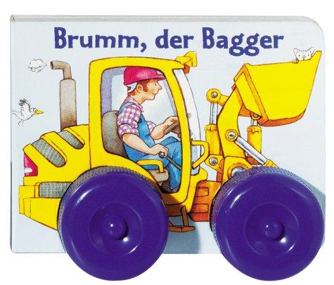 9783473310241: Brumm, der Bagger.