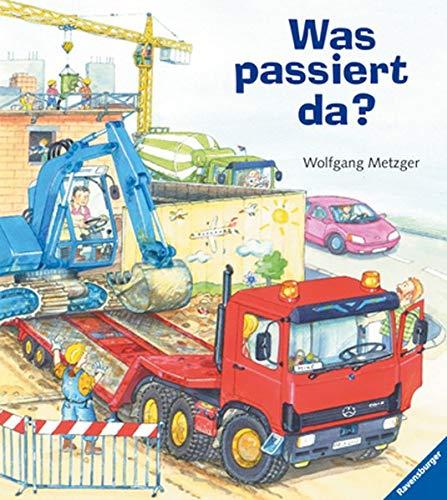 Was passiert da? - Metzger Wolfgang
