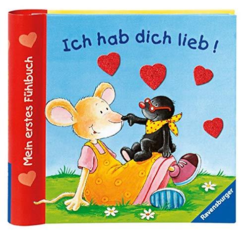 9783473311682: Mein erstes Fühlbuch. Ich hab dich lieb!
