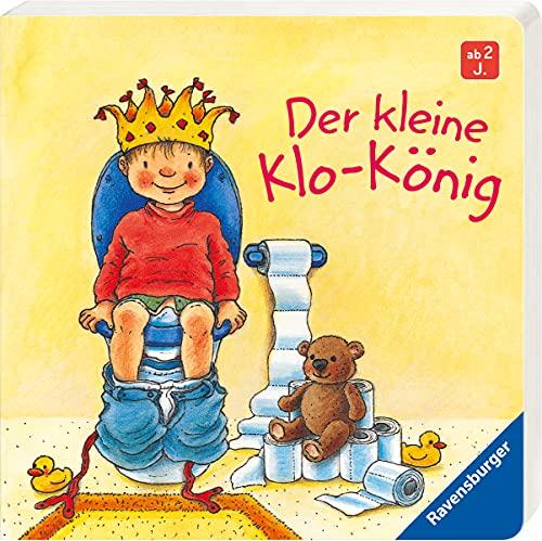 9783473312979: Der kleine Klo-König