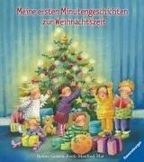 9783473314034: Meine ersten Minutengeschichten zur Weihnachtszeit