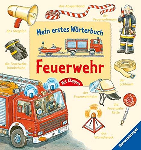 9783473314782: Mein erstes Wörterbuch: Feuerwehr