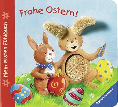 9783473314874: Mein erstes Fühlbuch: Frohe Ostern!