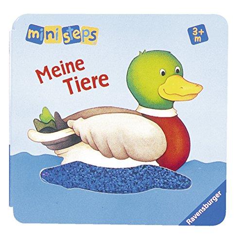 9783473315024: Ministeps: Meine Tiere (German Edition)