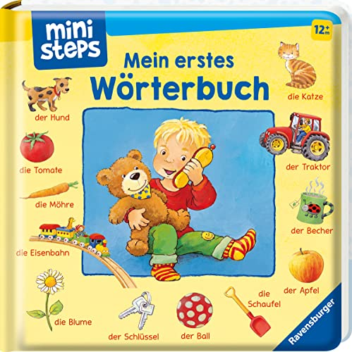 Mein erstes Wörterbuch: Ab 12 Monaten