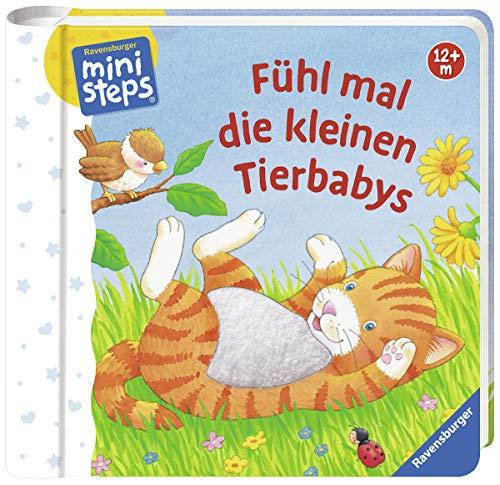 9783473316564: ministeps® Bücher: Fühl mal die kleinen Tierbabys