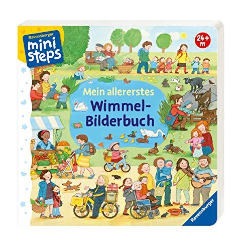 9783473316632: ministeps® Bücher: Mein allererstes Wimmel-Bilderbuch