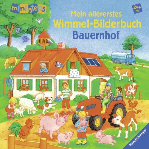 9783473316878: Mein allererstes Wimmel-Bilderbuch: Bauernhof