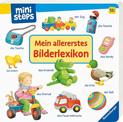 9783473317073: Mein allererstes Bilderlexikon: Ab 12 Monaten