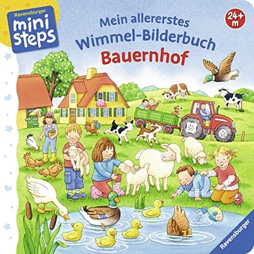 9783473317097: Mein allererstes Wimmel-Bilderbuch: Bauernhof