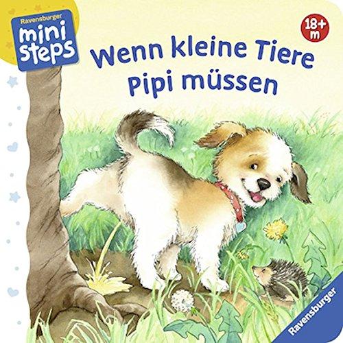 9783473317189: Wenn kleine Tiere Pipi müssen