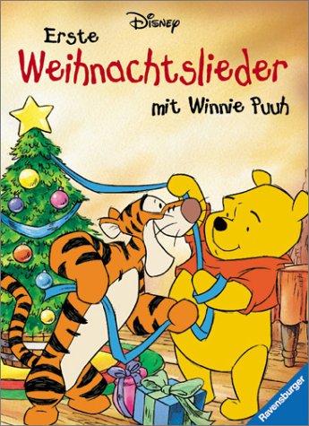 Disney Weihnachtslieder.9783473322220 Erste Weihnachtslieder Mit Winnie Puuh Abebooks