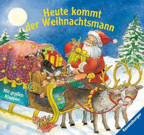 9783473324125: Heute kommt der Weihnachtsmann