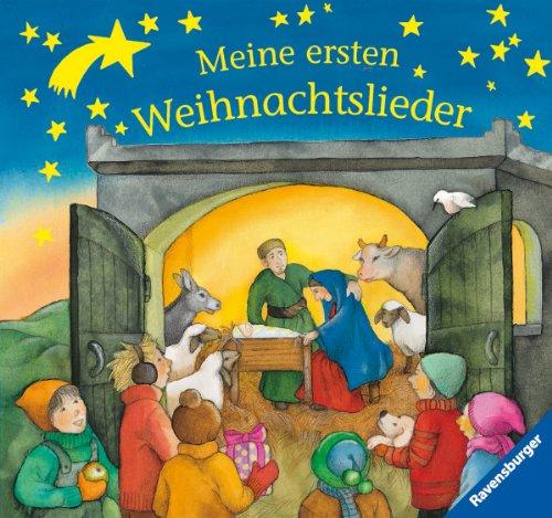 9783473324132: Meine ersten Weihnachtslieder