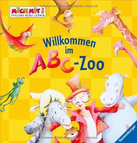 9783473324866: Willkommen im ABC-Zoo
