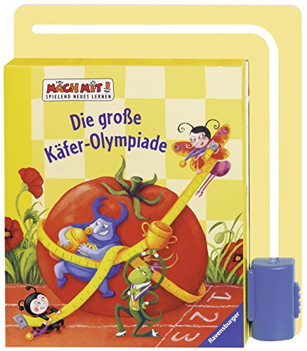 9783473324880: Die große Käfer-Olympiade
