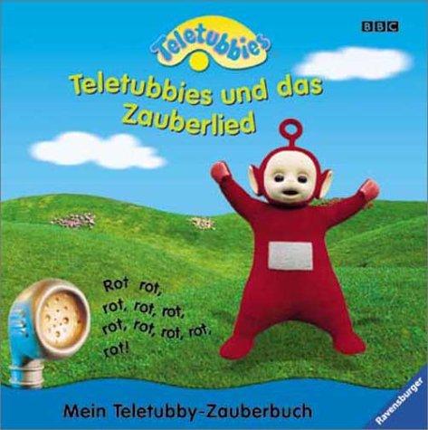 9783473325337: Teletubbies. Teletubbies und das Zauberlied. Mein Teletubby- Zauberbuch.