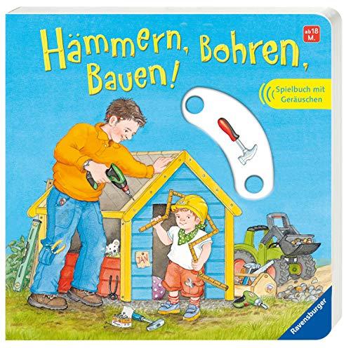 9783473326143: Hämmern, Bohren, Bauen!