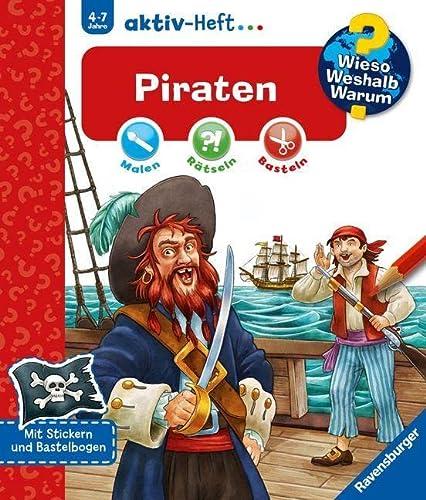 9783473326945: Piraten WWW aktiv-Heft