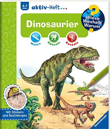 9783473326969: Dinosaurier aktiv-Heft