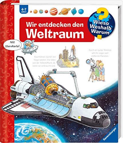 9783473327324: Wieso? Weshalb? Warum?: Wir Entdecken Den Weltraum (German Edition)