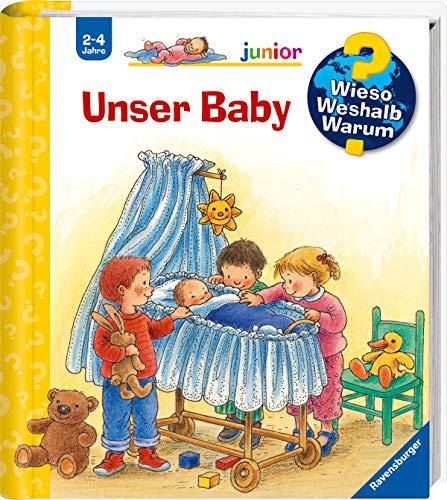 9783473327416: Wieso? Weshalb? Warum?: Unser Baby (German Edition)