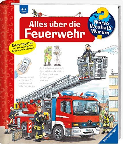 9783473327744: Alles über die Feuerwehr