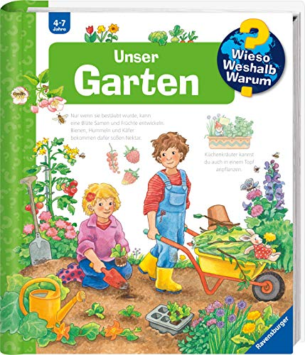 9783473327874: Unser Garten