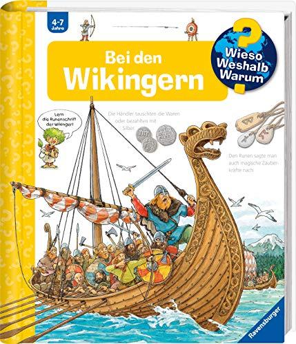 9783473328093: Bei den Wikingern