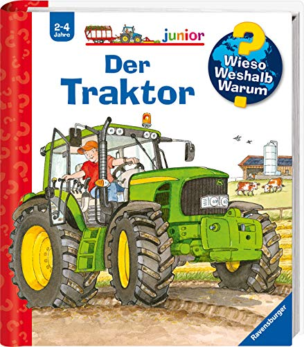 9783473328154: Wieso? Weshalb? Warum?: Der Traktor