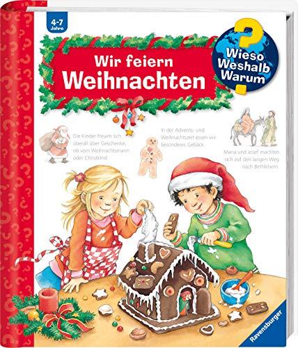 9783473328710: Wir feiern Weihnachten