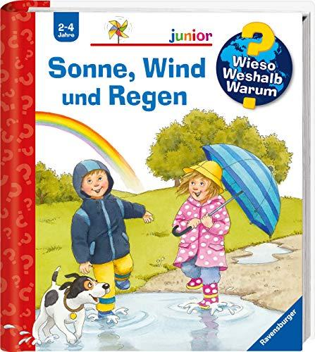 9783473328758: Sonne, Wind und Regen