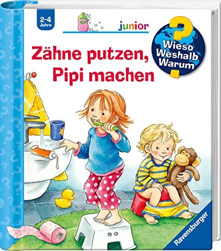 9783473328871: Z�hne Putzen Pipi Machen