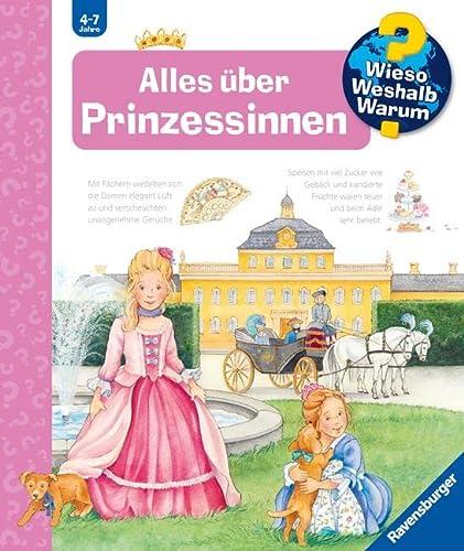 9783473328949: Alles über Prinzessinnen