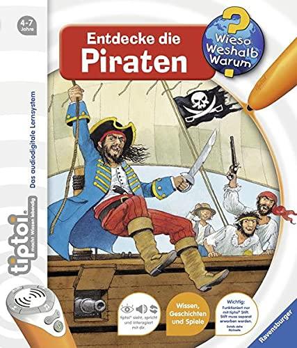 9783473329069: tiptoi® Entdecke die Piraten