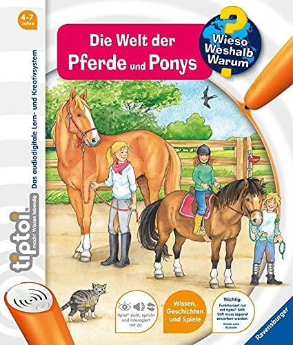 9783473329137: tiptoi® Die Welt der Pferde und Ponys