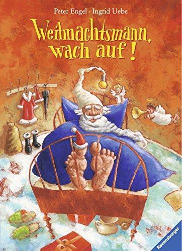 9783473330812: Weihnachtsmann, wach auf!