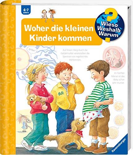 9783473332656: Woher die kleinen Kinder kommen