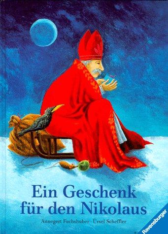 9783473332847: Ein Geschenk für den Nikolaus. Mit neuer Rechtschreibung