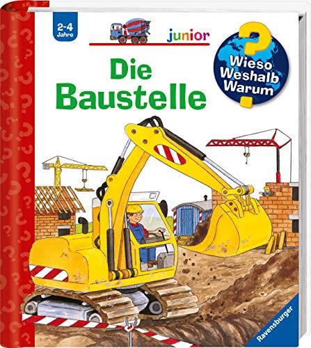 9783473332991: Die Baustelle.