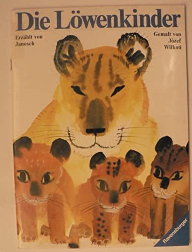 9783473336203: Die Löwenkinder