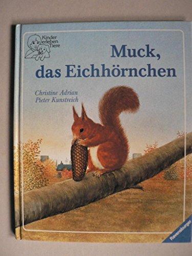 9783473338719: Muck, das Eichhörnchen
