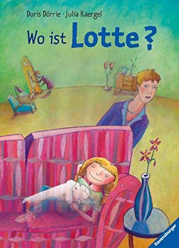9783473339679: Wo ist Lotte?