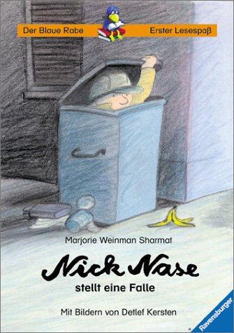 9783473340453: Nick Nase stellt eine Falle. Mit neuer Rechtschreibung. Ab 7/8 Jahren (Livre en allemand)
