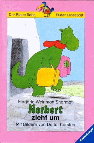 Norbert zieht um Cover