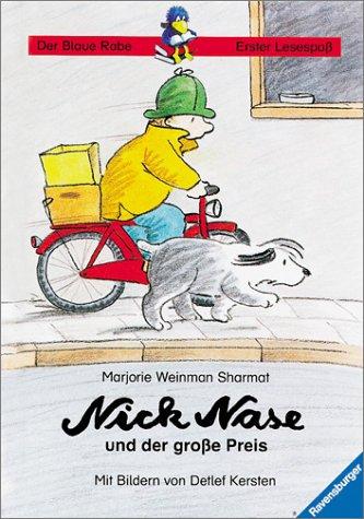 9783473340743: Nick Nase und der grosse Preis. Mit neuer Rechtschreibung. Ab 7/8 Jahren. (Livre en allemand)