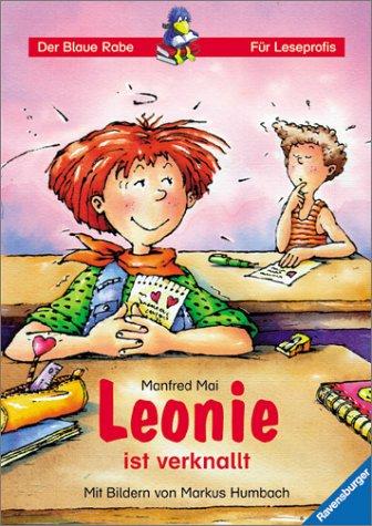 9783473340880: Leonie ist verknallt. ( Ab 8 J.).
