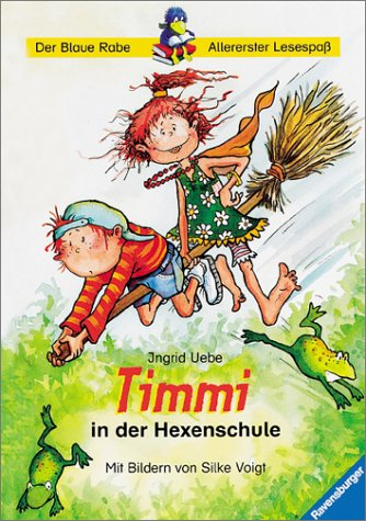 Timmi in der Hexenschule Cover