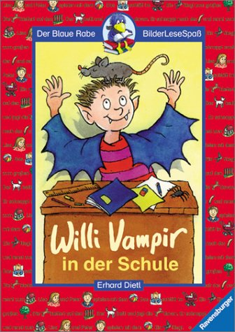 9783473341542: Willi Vampir in der Schule. ( Ab 6 J.).